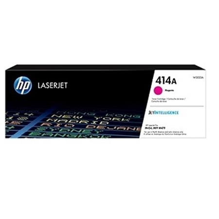 HP 414A (W2023A) Magenta Original Standard Capacity Toner Cartridge