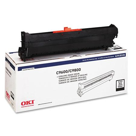 OKI 42918104 Black Original Drum Unit