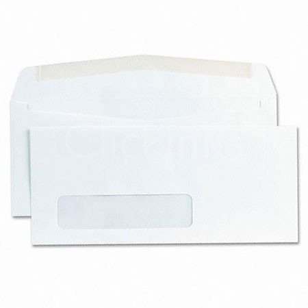 Window Business Envelope Contemporary #9 White 500/Box