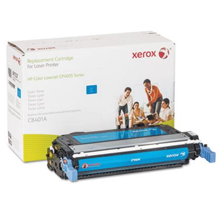 Xerox Premium Replacement Cyan Toner Cartridge for HP 642A (CB401A)