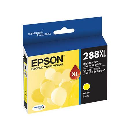 Epson 288XL (T288XL420) Yellow Original DURABrite Ultra High Capacity Ink Cartridge