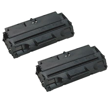 430403 Black Remanufactured Toner Cartridge Twin Pack