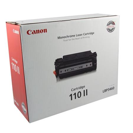 Canon CRG-110H Black Original High Capacity Toner Cartridge (0986B004AA)