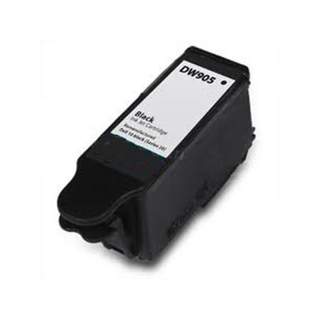 Dell DW905 Black Remanufactured Ink Cartridge