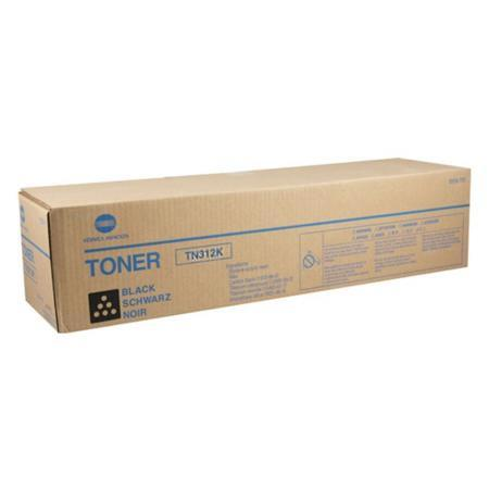 Konica Minolta TN312K (8938-701) Black Original Toner Cartridge