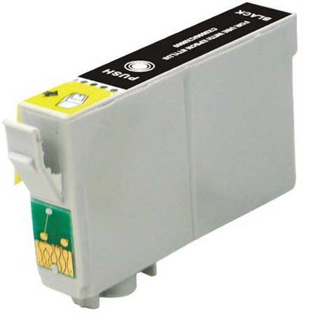 Epson T0681 (T068120) Black High Capacity Remanufactured Cartridge