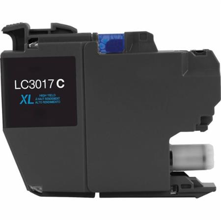 Brother LC3017C Cyan Compatible High Capacity Ink Cartridge