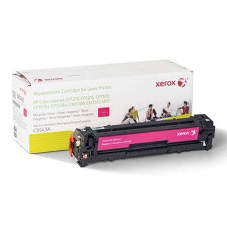 Xerox Premium Replacement Magenta Toner Cartridge for HP 125A (CB543A)