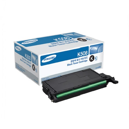 Samsung CLT-K508S Black Original Toner Cartridge