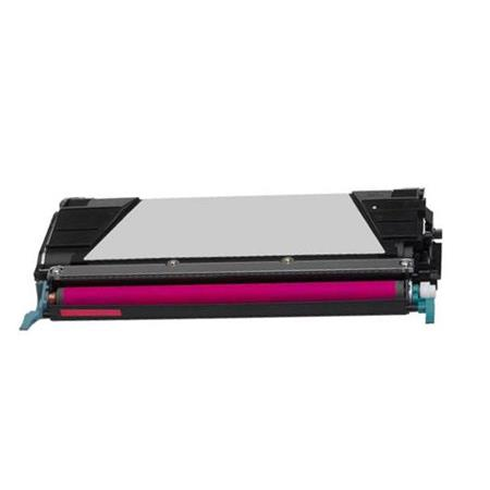 Compatible Magenta Lexmark X746H1MG High Yield Toner Cartridge