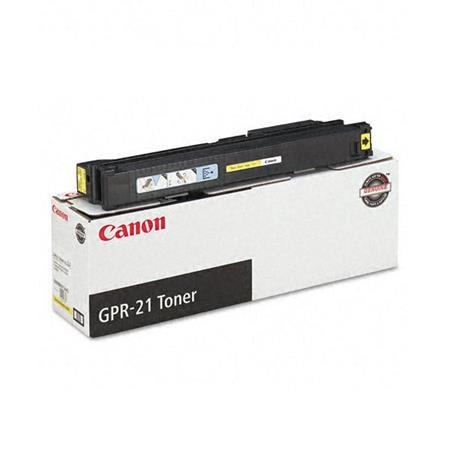 Canon GPR-21 Yellow Original Toner Cartridge (0259B001AA)