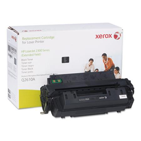 Xerox Premium Replacement Black Extended Capacity Toner Cartridge for HP 10A (Q2610A)