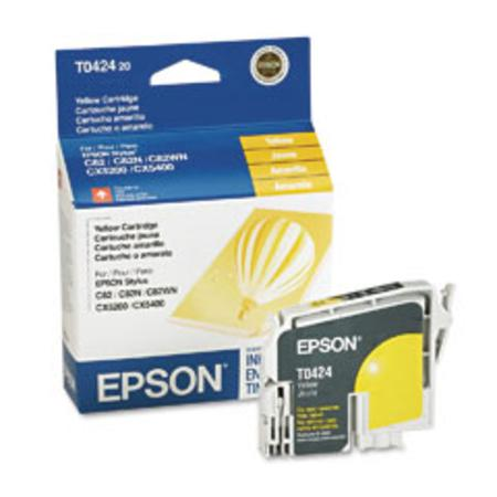 Epson T0424 (T042420) Original Yellow Ink Cartridge