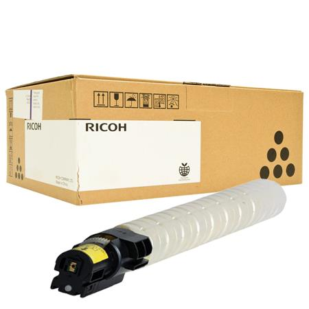 Ricoh 841648 (841736) Yellow Original Toner Cartridge