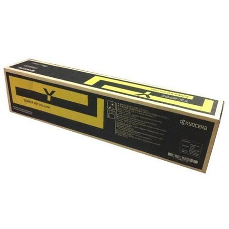 Copystar TK-8329Y Yellow Original Toner Cartridge