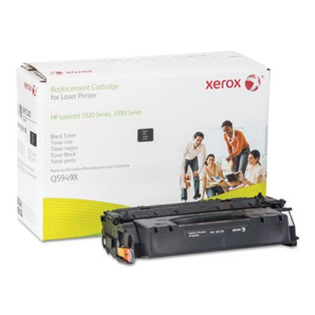 Xerox Premium Replacement Black High Capacity Toner Cartridge for HP 49X (Q5949X)