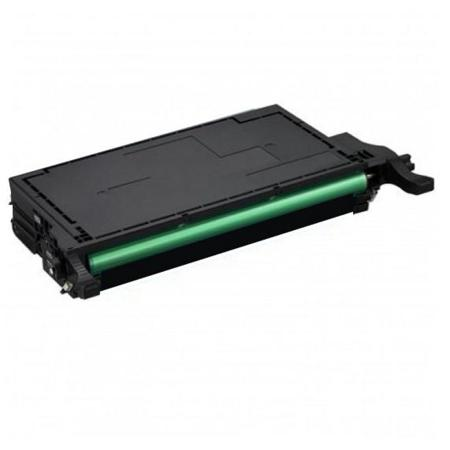 Compatible Black Samsung CLP-K660B High Yield Toner Cartridge