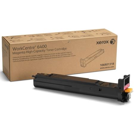 Xerox 106R01318 Magenta Original High Capacity Toner Cartridge