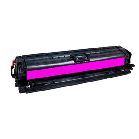 Compatible Magenta HP 650A Toner Cartridge (Replaces HP CE273A)