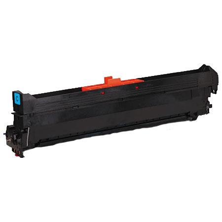 OKI 42918103 Cyan Remanufactured Drum Unit