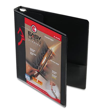 Cardinal ClearVue EasyOpen D-Ring Binder