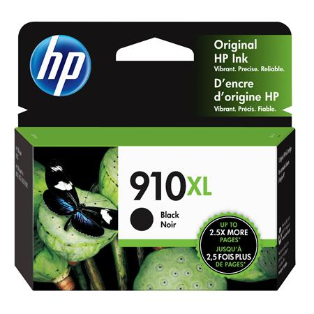 HP 910XL (3YL65AN) Black Original High Capacity Ink Cartridge