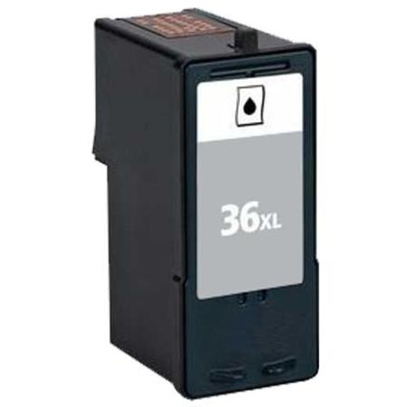 Compatible Black Lexmark No.36XL High Yield Ink Cartridge (Replaces Lexmark 18C2170)