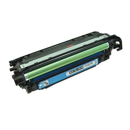 Compatible Cyan HP 504A Toner Cartridge (Replaces HP CE251A)