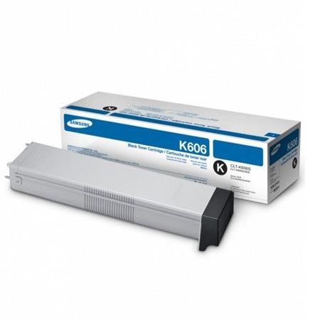 Samsung CLT-K606S Black Original Standard Capacity Toner Cartridge