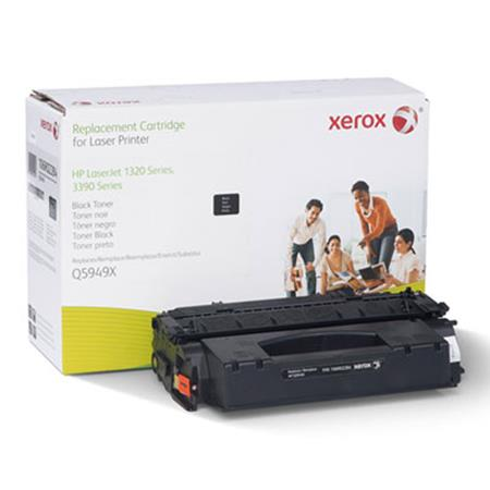 Xerox Premium Replacement Black Extended Capacity Toner Cartridge for HP 49X (Q5949X)