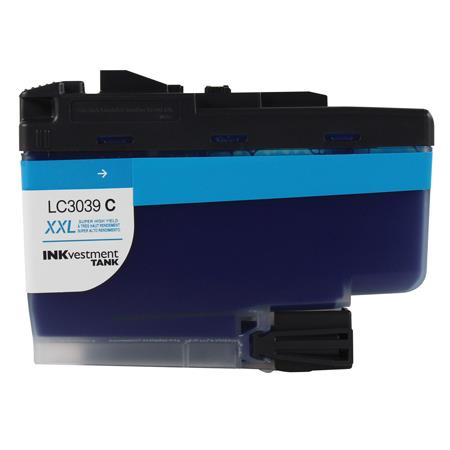 Compatible Cyan Brother LC3039C High Yield Ink Cartridge