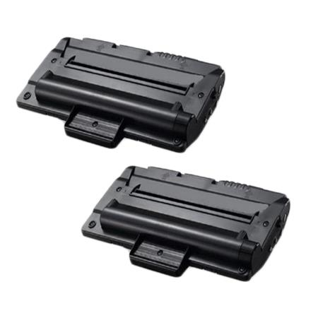 Compatible Twin Pack Xerox 109R639 Black Toner Cartridge