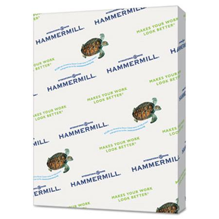 Hammermill Recycled Colored Paper  20lb  8-1/2 x 11  Cream  500 Sheets/Ream