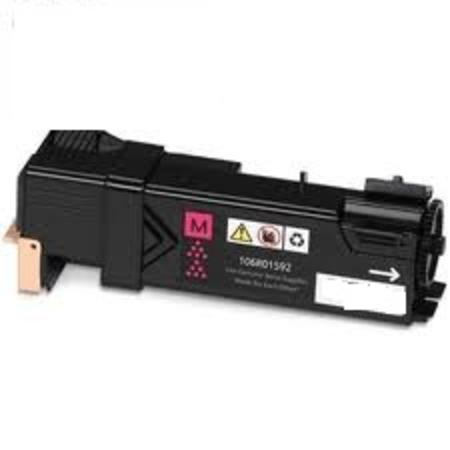 Xerox 106R01595/106R01592 Remanufactured Magenta High Capacity Toner Cartridge