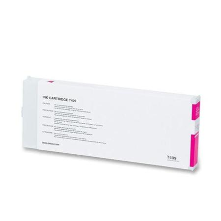 Epson T409011 (T409) Magenta Remanufactured Ink Cartridge