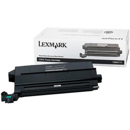 Lexmark 12N0773 Original Black Photodeveloper