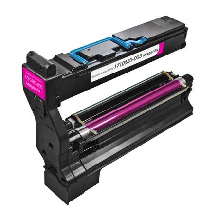 Konica-Minolta 1710580-003 Magenta Remanufactured Toner Cartridge