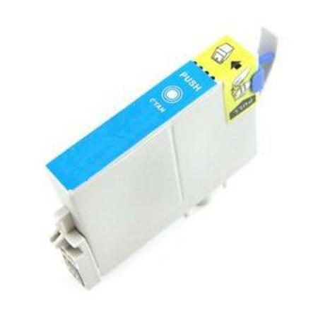 Compatible Cyan Epson T0602 Ink Cartridge (Replaces Epson T060220)