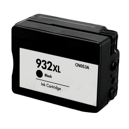 Compatible Black HP 932XL High Yield Ink Cartridge (Replaces HP CN053AN)