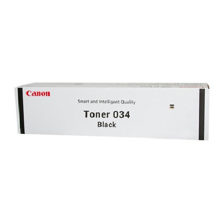 Canon 034 Black Original Toner Cartridge (9454B001)