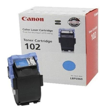 Canon CRG-102 Cyan Original Toner Cartridge