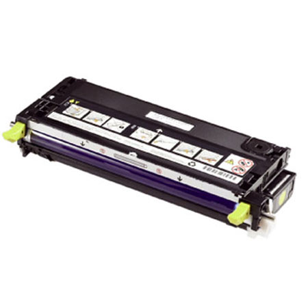 Dell 330-1204 Yellow High Yield Remanufactured Toner