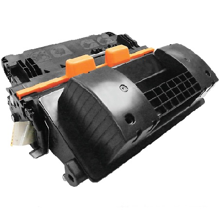 HP 81X Black Remanufactured High Capacity Toner Cartridge (CF281X)