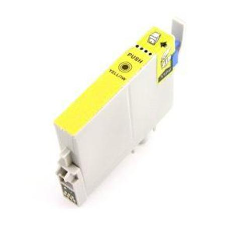 Compatible Yellow Epson T0604 Ink Cartridge (Replaces Epson T060420)