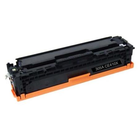 HP 305X Black Remanufactured High Capacity Toner Cartridge (CE410X)