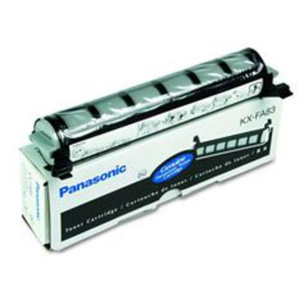 Panasonic KXFA83 Black Original Toner Cartridge