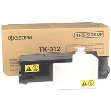 Kyocera TK-312 Original Black Laser Toner Cartridge