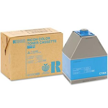 Ricoh 888343 Original Cyan Toner Cartridge