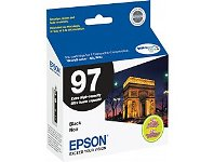 Epson T0971 (T097120) Original Extra High-Capacity Black Cartridge