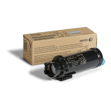 Xerox 106R03477 Cyan Original High Capacity Toner Cartridge